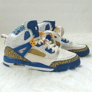 Jordan Shoes - Air Jordan Spizike Do The Right Thing Sneakers 6Y c483f7b4b7